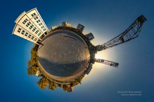 Little Planet, La Mediatheque Malraux