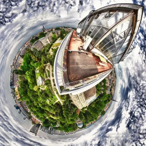 Miniplanete - La tour botanique