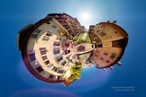 Miniplanete - Le Viel Annecy – Le Passage de l'ile
