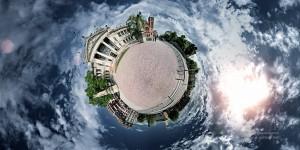 Mini Planete - Tribunal de Strasbourg